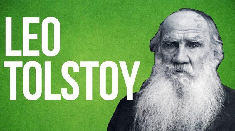 TOLSTOY, TANRININ EGEMENLİĞİ İÇİNİZDEDİR